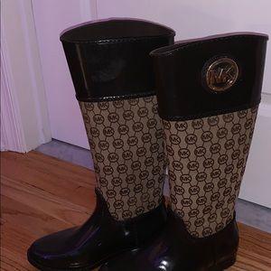Michael Kors Rainboots